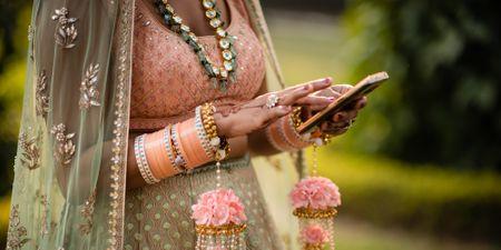 Brides Who Wore Different Coloured Chudas On Their Wedding!