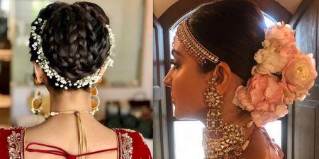 Bun Hairstyles For Modern Brides
