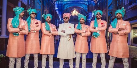 Oh So Dapper! The Brothers Of Bride And Groom We Spotted At Weddings