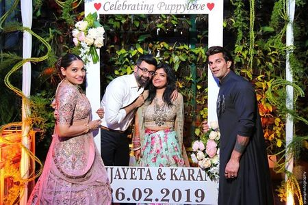 Bipasha Basu At Her Sister's Wedding Is All The Inspiration You Need For Your Bff's Wedding!