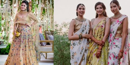 Dreamiest Sister Of The Bride Outfits That We Recently Spotted!