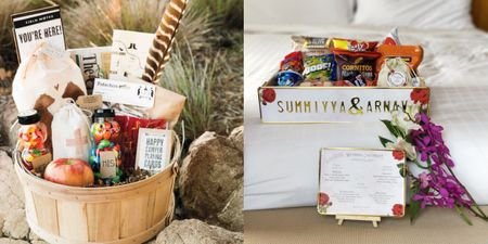 Some Cute Things To Include In Your 2019 Destination Wedding Welcome Hampers!