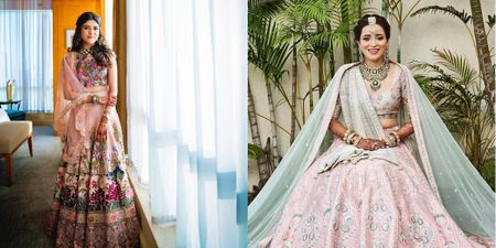 6 Recent Brides Who Wore Lehengas We Haven't Seen Before!
