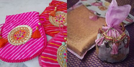 Pretty Potlis Under INR 500 To Give To Your Bridesmaids!