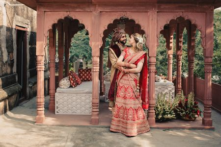 #FirstPerson: We Planned Our Wedding Entirely Over Whatsapp In 3 Months!