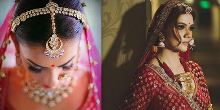 #Trending: Sheeshpattis For Your Bridal Day!