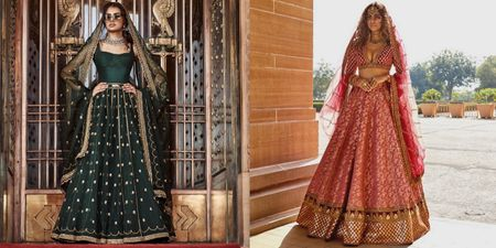 You Need To Check Out Sabyasachi's New Collection Which Is Perfect For Summer Brides!