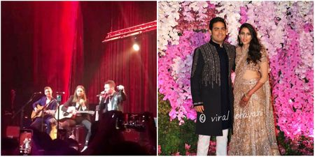 And It Happened! Maroon 5 Performed At Akash Ambani - Shloka Mehta's Grand Reception Last Night!