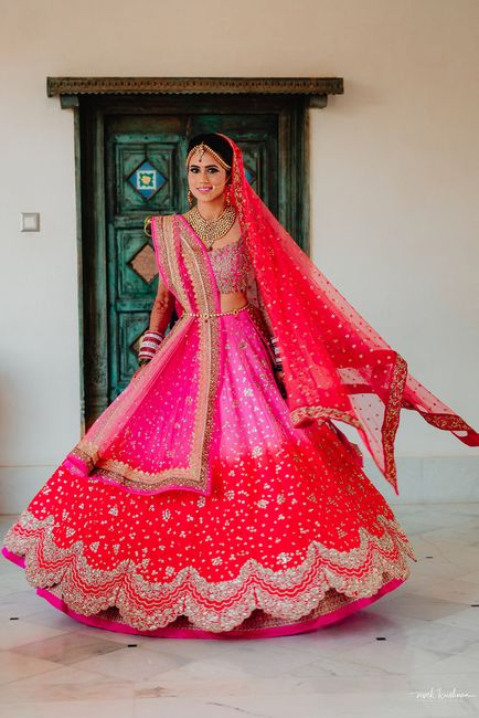 A Destination Wedding In Udaipur With A Pop Of Colour & Splash Of Tradition