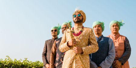 Where To Buy Wedding Safa In Delhi?