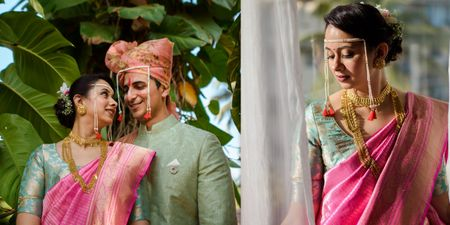 A Stunning Mumbai Wedding And A Fairytale Story Come To Life