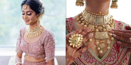 20+ Statement Bridal Chokers That We Spotted Recently!