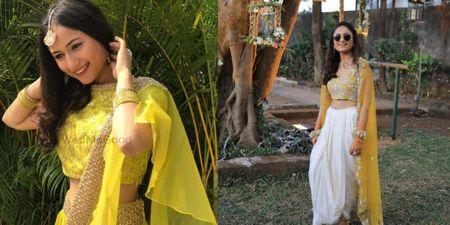 Sister Of The Bride Style: Meet Vaibhavi!
