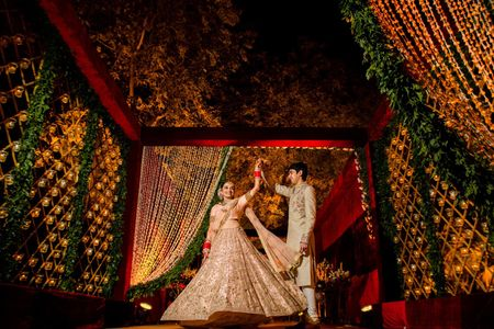 How I Planned My Wedding in India Myself Sitting In The U.S- Without A Planner!