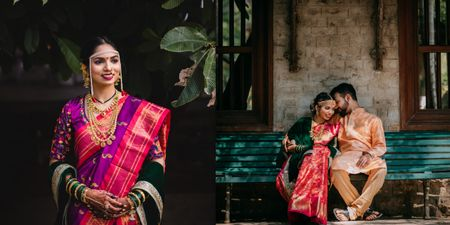 A Wedding Which Was A Blend Of Traditions And A Bride In The Most Vibrant Outfits