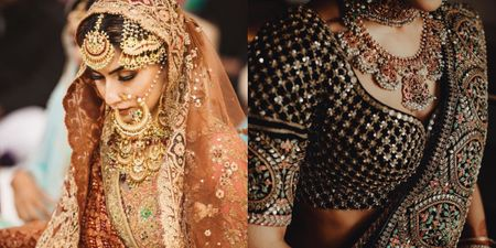10 Brides Who Gave Their Bridal Look A Twist To Stand Out From The Crowd!
