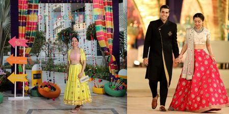 This Bride Had An Eco-Friendly Vegan Wedding In Dubai Which Had Some Amazing Ideas!