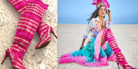 #Discover - Papa Dont Preach's New Bandhani Shoes Are On Our Wedding Shop List!