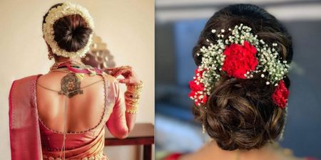 Bridal Buns: The Usual, The Unique And The Offbeat!