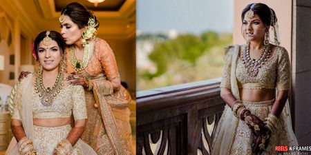 A Beautiful Abu Dhabi Wedding With Gorgeous Decor And The Bride In A Stunning Lehenga