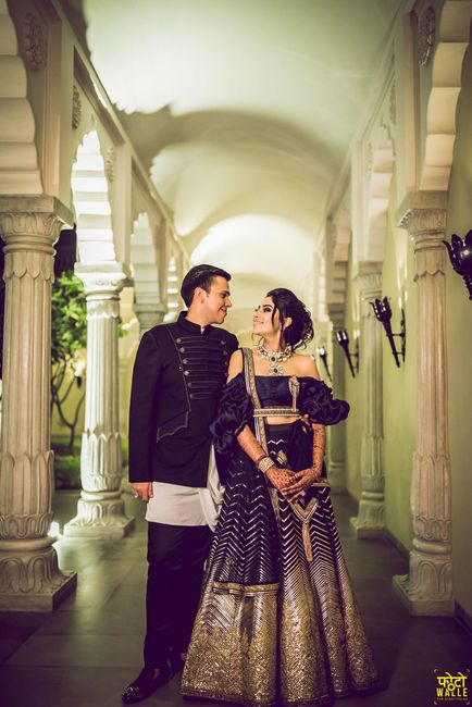 A Stunning Jaipur Wedding With The Bride In Classic Red Lehenga