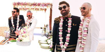 A High-Profile LGBTQ Wedding In Goa Which Was Happy & Gay!