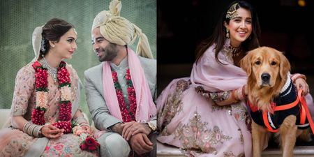 Move Over Light Pink, Dull Pink Is The New Hue Brides Are Rocking These Days!