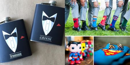 Fun Favour Ideas For Bridesmen & Groomsmen!