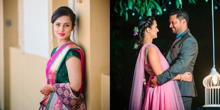 Here's How This Bride Pulled Off Her Goa Wedding In A Budget Of 6 Lakhs!