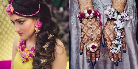 #Trending: Mix & Match Floral Jewellery!