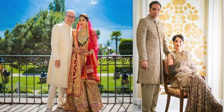 10 Father Of The Bride/Groom Who Looked Dapper In Their Outfits
