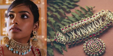 Real Brides Reveal - One Jewellery Brand They Went For Imitation Jewellery!