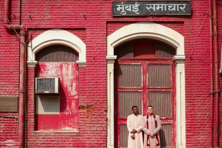 A Beautiful LGBTQ Pre-Wedding Shoot in Mumbai With A Cute Love Story!