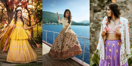 How To Style Your Wedding Lehenga In Different Ways!