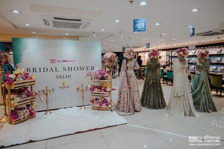 Thank You, Delhi Brides! WMG Bridal Shower, Delhi Was A Bigger Show Than Anticipated!