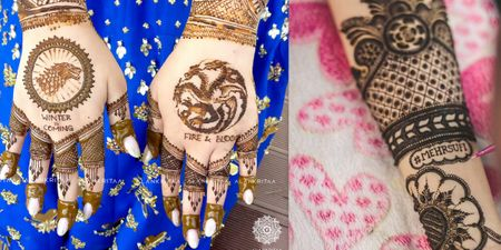 20 Modern Mehndi Designs That Are Trending Right Now!