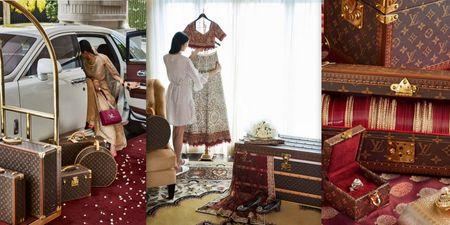 Now Get Your Bridal Trousseau Trunk At Louis Vuitton!