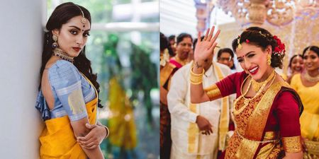 These South Indian Brides Ditched Mainstream, Coy Poses & Chose To Be Their Natural Self!