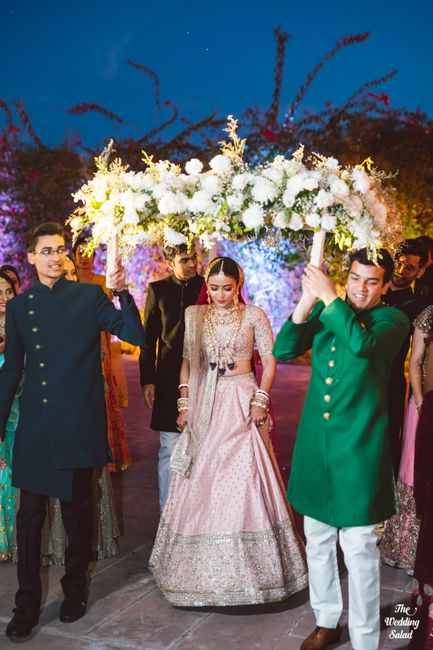 An Insanely Beautiful Jaisalmer Wedding With Loads Of Unique Ideas