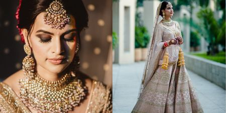 A Magical Mumbai Wedding With A Bride In The Most Vivid Outfits!