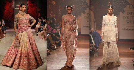 Tarun Tahiliani Brings Spring To The Ramp At 2019 FDCI India Couture Week!