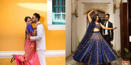 Save Or Splurge: How I Budgeted My North-South Wedding In Goa In Only 12 Lakhs!