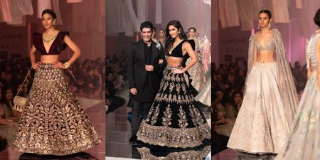 There Is So Much For Brides-To-Be In Manish Malhotra's New Collection!