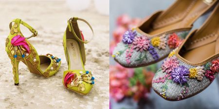Gorgeous Bridal Shoes Which You Can Totally Buy For Your Big Day! *With Links & Prices