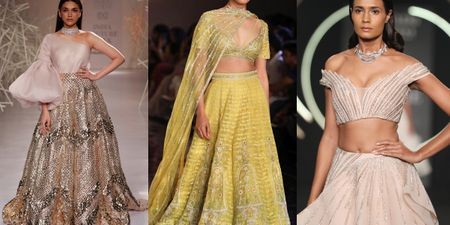 Our Favourites From The India Couture Week 2019 Bridal Collection!