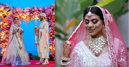 Spectacular Thailand Wedding With Sunset Pheras And A Scintillating Bridal Lehenga