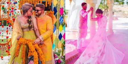 #Trending: Holi Pre-Wedding Parties That Are As Fun As They Sound