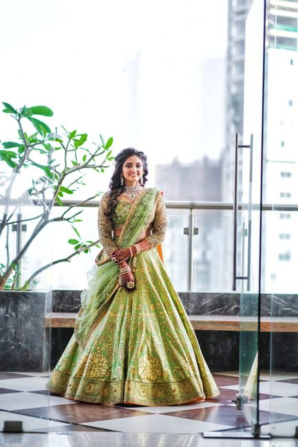 An Opulent Wedding With A Bride In Drool-Worthy Outfits!