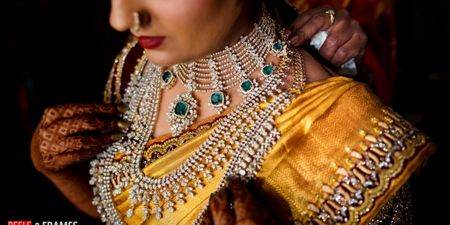 Brides Who Rocked Diamond Jewellery On Their Wedding Day And How!