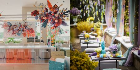 Decorators Reveal: The Theme That's Currently Ruling Wedding Decor These Days!